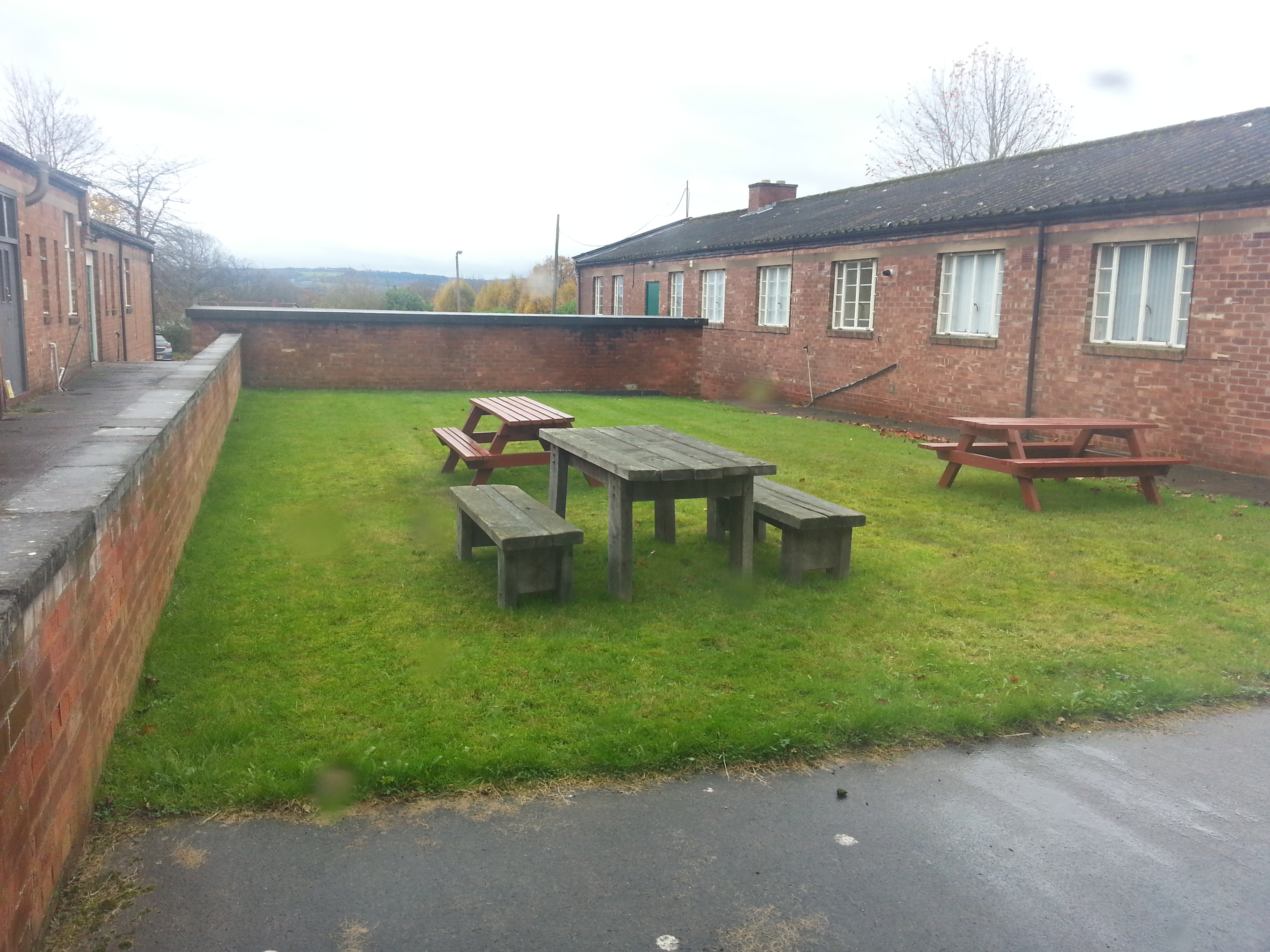 Barrowmore relaxation garden
