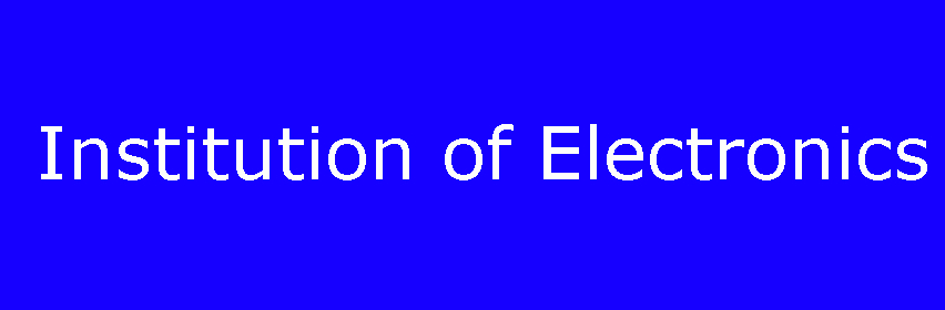 Institution of Electronics Logo